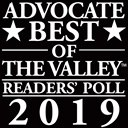 The Valley Readers Poll 2019 Winner