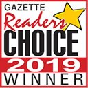 Gazette Readers Choice 2019 Winner