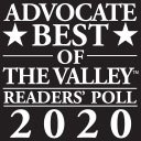 The Valley Readers Poll 2020 Winner